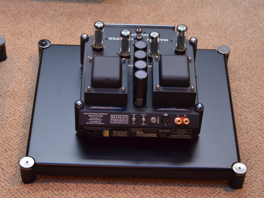 Manley Laboratories Snapper Monoblock Tube Amplifiers