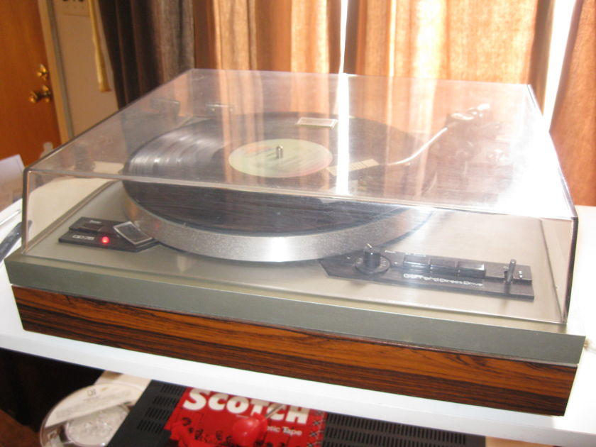Garrard DD75 Direct Drive Turntable