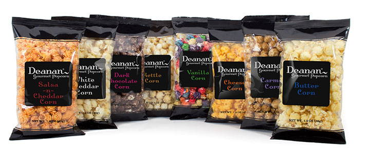 Deanan Full-size Packets