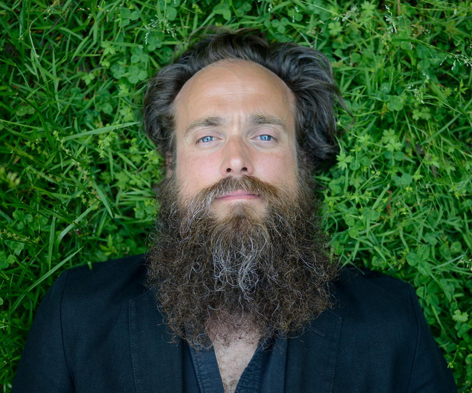 Iron & Wine Orchestral shows at Disney Hall