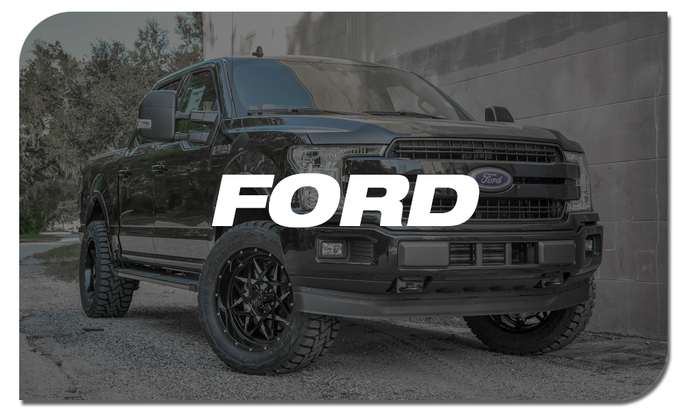 Shop Online for Off-Road Wheels for Ford Trucks