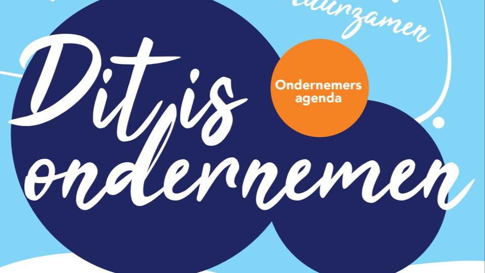 Ondernemer en het buitenland: de Ondernemersagenda