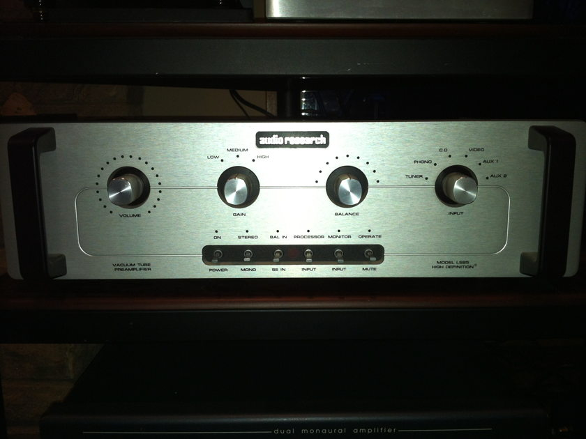 Audio Research LS-25 MK II