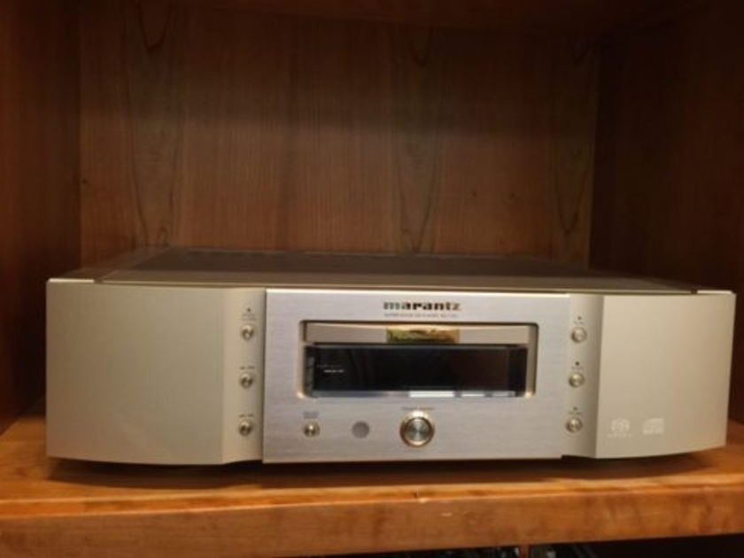 Marantz SA-11s1 CD/SACD  Pearl Audio, Portland OR