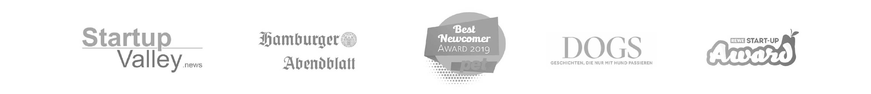 Tales&Tails bekannt aus DOGS Magazin, Pet Best Newcomer Award
