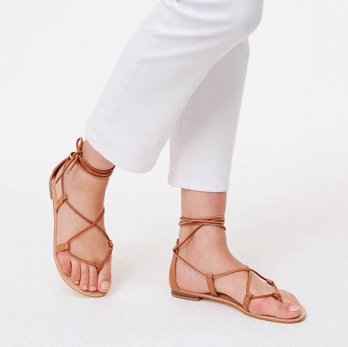 sandals are a must have shoe for every woman's shoe closet