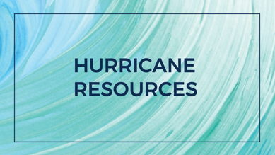 Image for Hurricane Resources