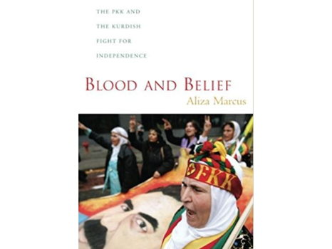 Blood and Belief Signed Copy