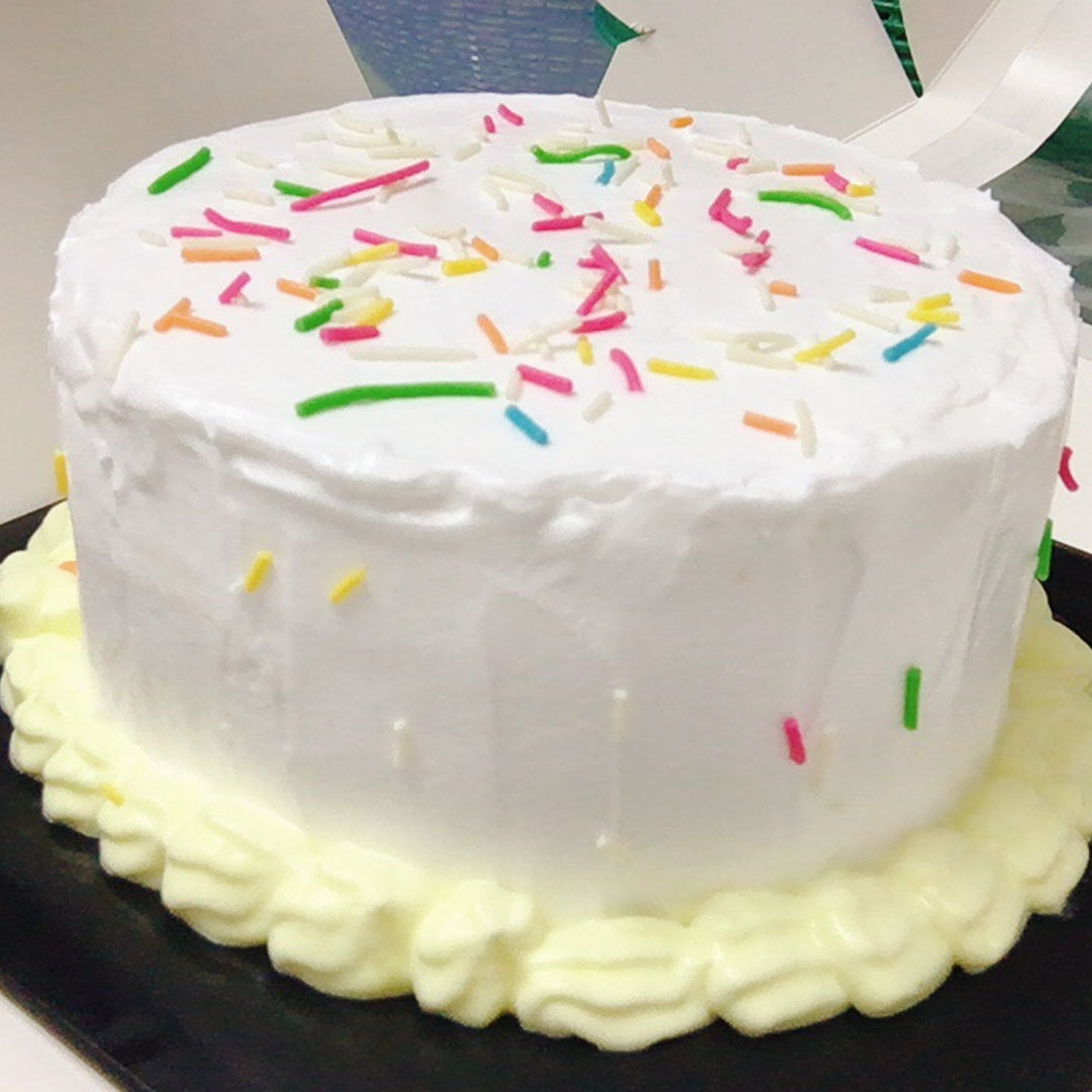 Longan Cake my daughter made. 😘