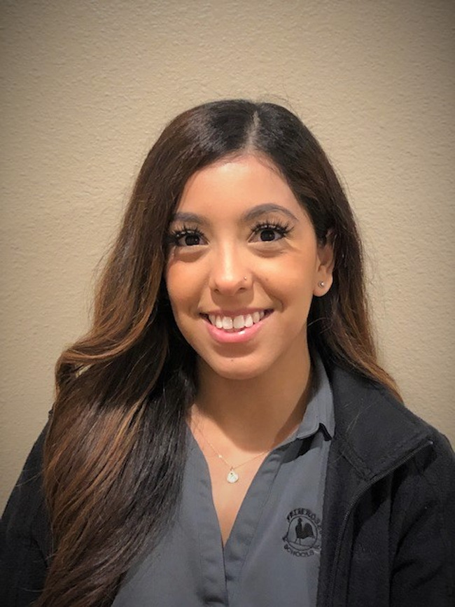 Ms. Valeria Paez currently employed at Primrose School of Bridgeland in Cypress, Texas