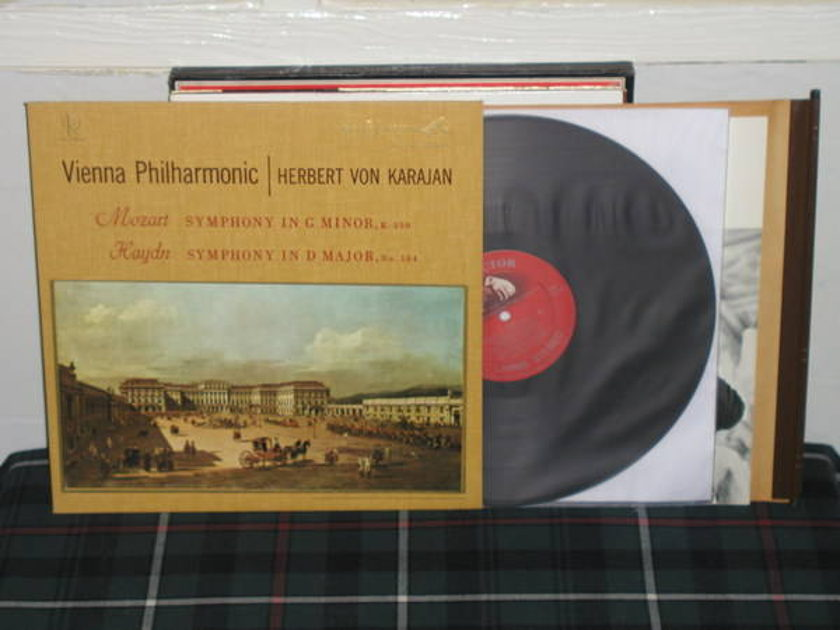 Von Karajan/VPO - Mozart/Haydn RCA Living Stereo Soria/dowel