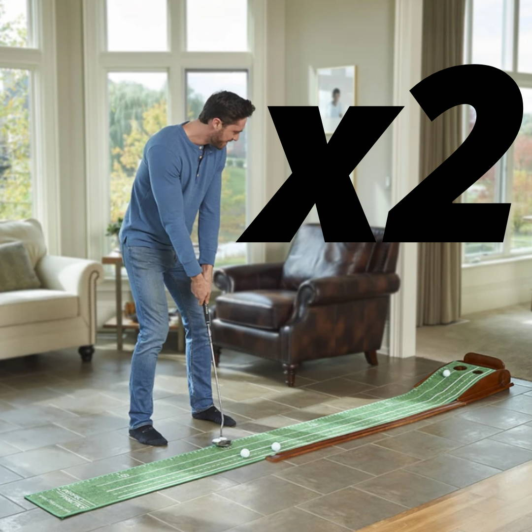 Practice Golf At Home, Practice Putting At Home, Practice Putting