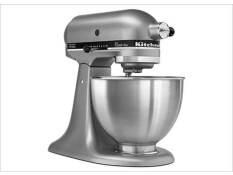 Florida realtors kitchenaid classic series 4 5 quart for Kitchenaid f series
