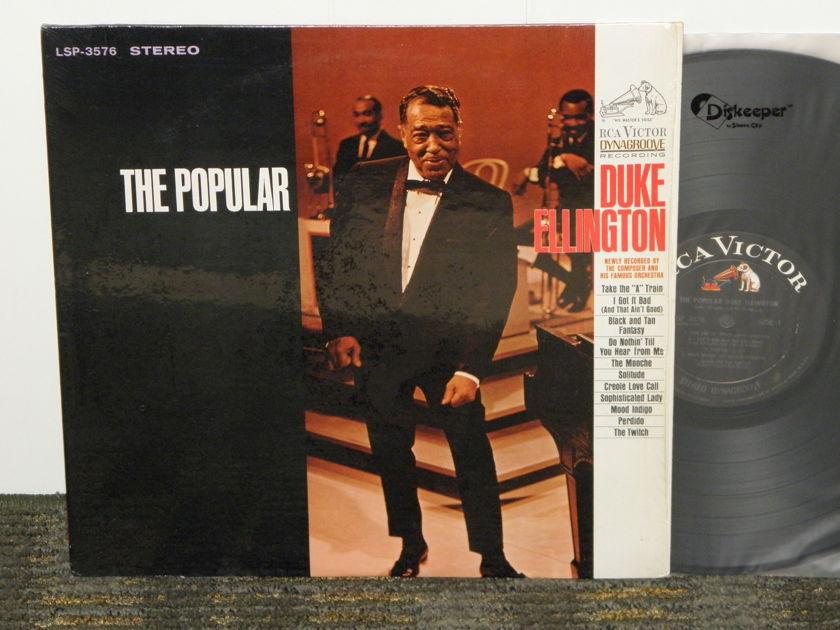 Duke Ellington - The Popular Duke Ellington Still in Shrink RCA LSP 3576 WD Original