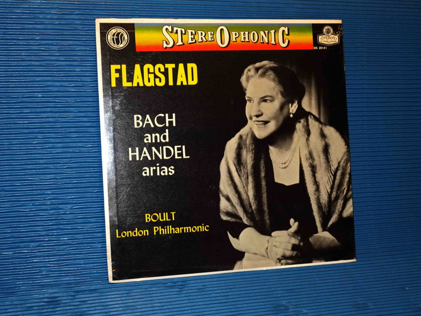 "BACH / HANDEL / Flagstad / Boult - ""Bach and Handel Arias"" -  London approx 1959 SEALED"