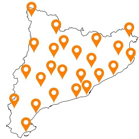 Comerços de proximitat de Catalunya