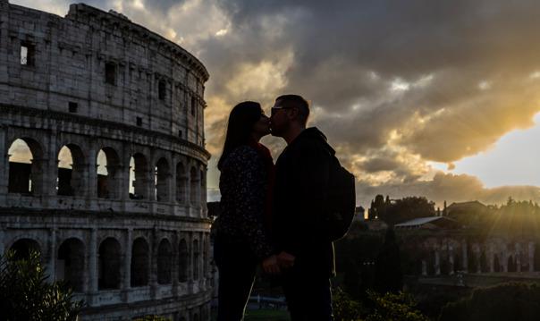Тёмная сторона Рима: эмоциональное знакомство с городом
