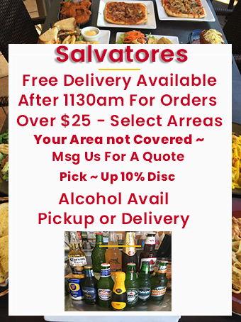 Logo - Salvatores Cafe