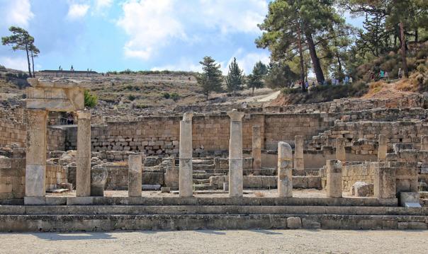 Родос — музей под открытым небом