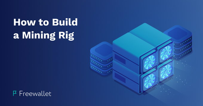 How to build crypto mining rig