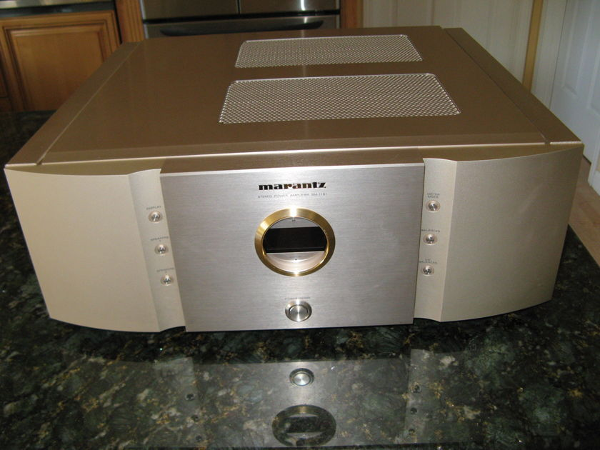 Marantz SM11S1 Stereo two channel amp