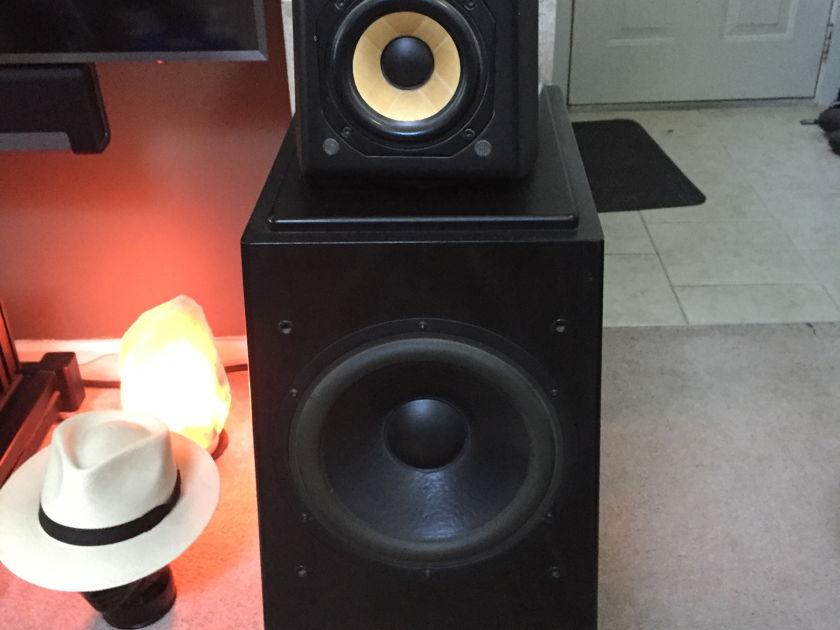 Aerial Acoustics 10T Black