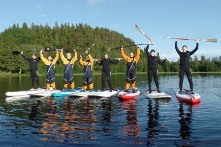 Stand Up Paddling introduction course