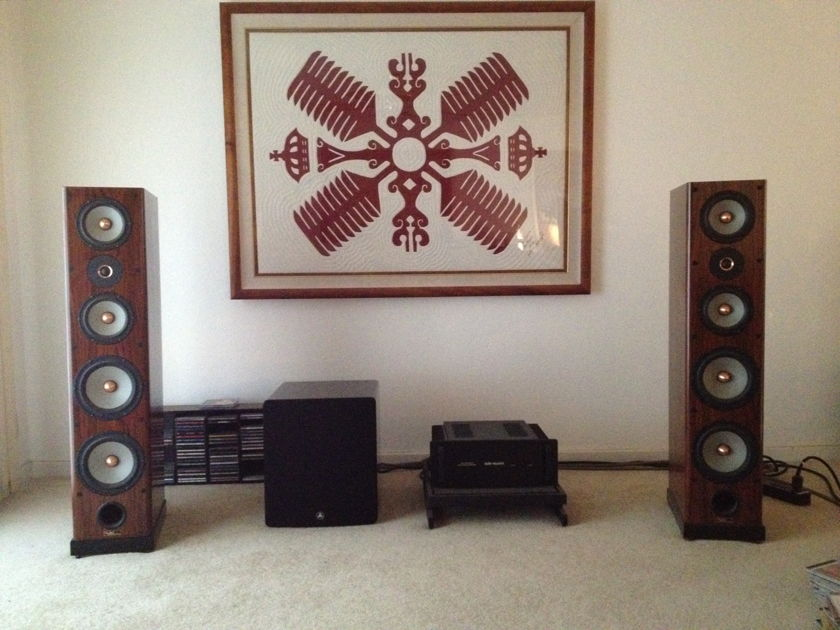 System for Sale Audio Research, Theta, Tyler Acoustics, JL Audio