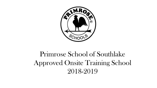 Approved Onsite Training School