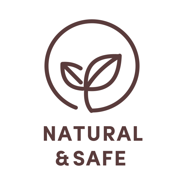 Botanic Pretti5_Our 5 beliefs_Natural & Safe