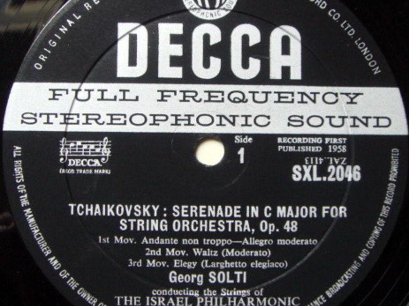 DECCA SXL-WB-BB-ED1 / SOLTi, - Mozart Eine Kleine Nachtmusik, NM!