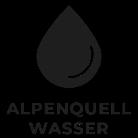 Alpenquellwasser