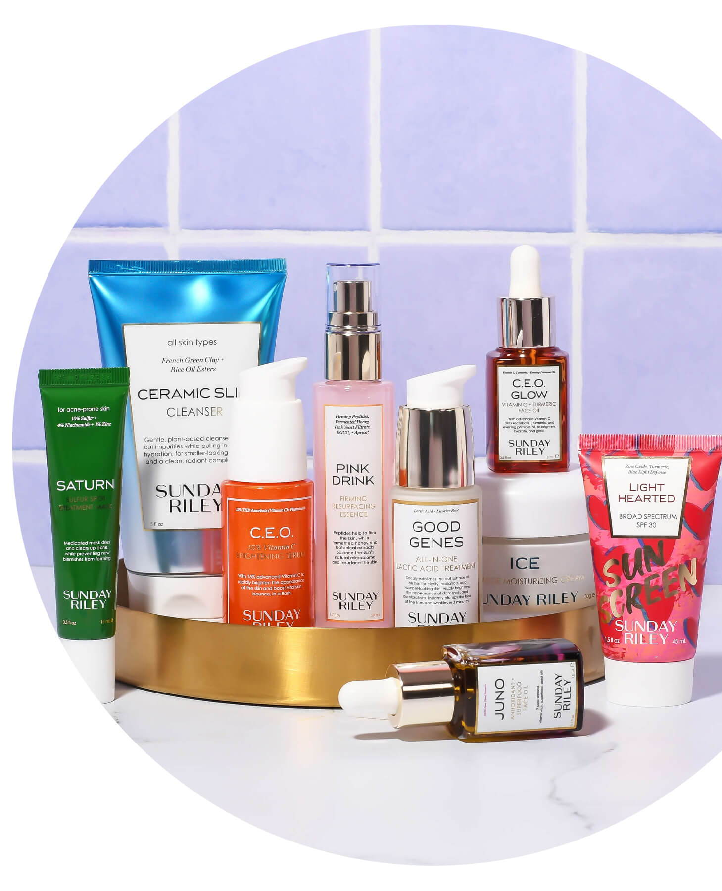 A pregnancy-safe skincare lineup to support your changing needs.