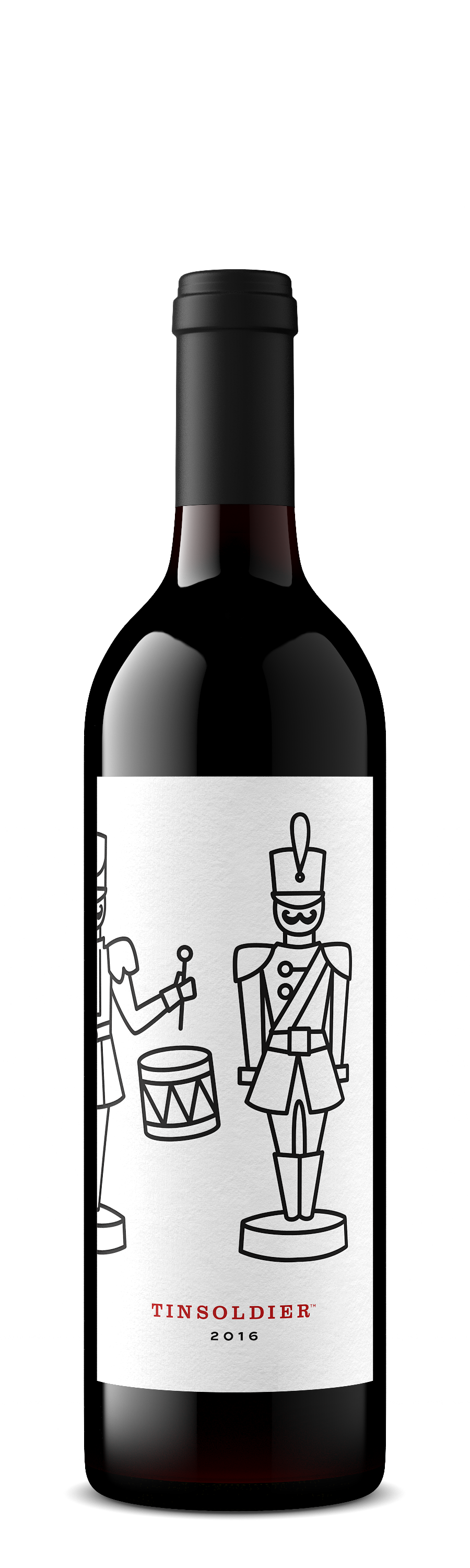 2016 Tin Soldier by ToyMaker Cellars Cabernet Sauvignon, Red Wine, Napa Valley, California, made by winemaker Martha McClellan of Sloan Estate, Checkerboard Vineyards, Levy & McClellan, and formerly of Harlan Estate. Best Napa Valley Grand Cru red wines.