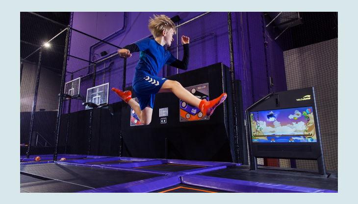 jump house bremen videojump