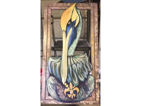 Brian Spellman Pelican Art