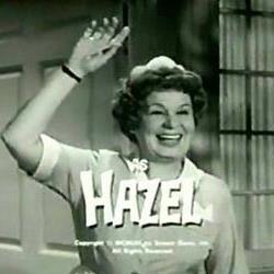 Émission de télévision Hazel