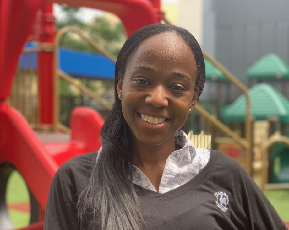 Jessica Houston , Toddler Teacher