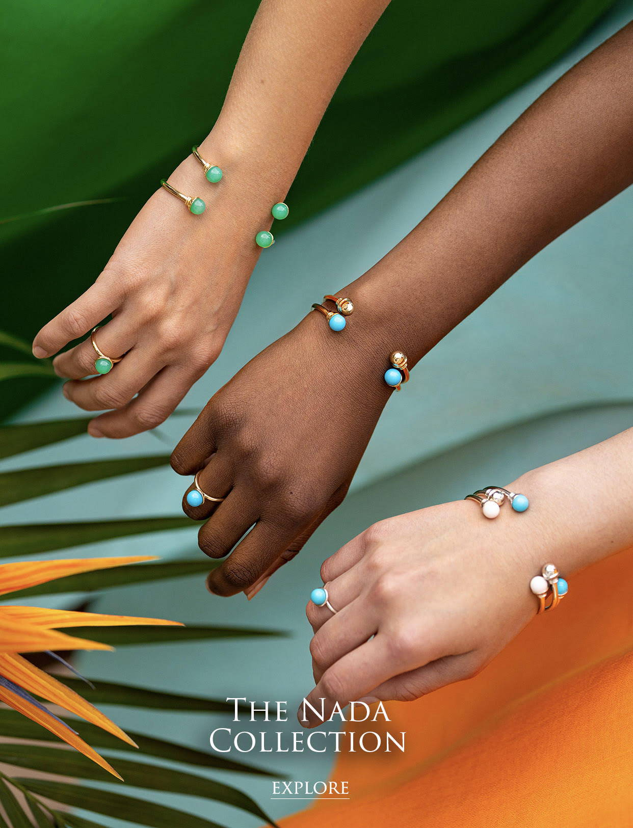 Stacking Nada Bangles