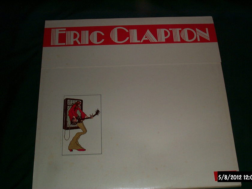 Eric Clapton - At His Best 2 lp polydor 1972 nm