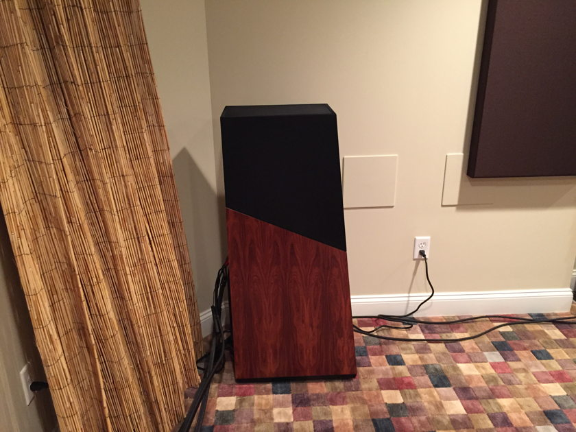 Vandersteen 5a Carbon Rosewood Speakers