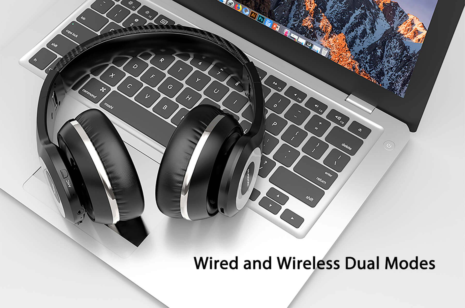 Wired and Wireless Dual Modes