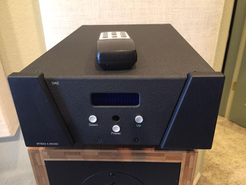 Wyred 4 Sound DAC2 Excellent DAC/preamp