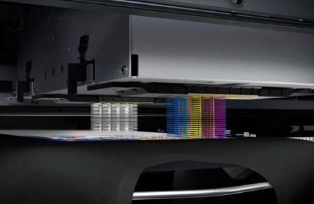 Epson SureColor F3070 Direct to Garment Printer Precision Core Technology