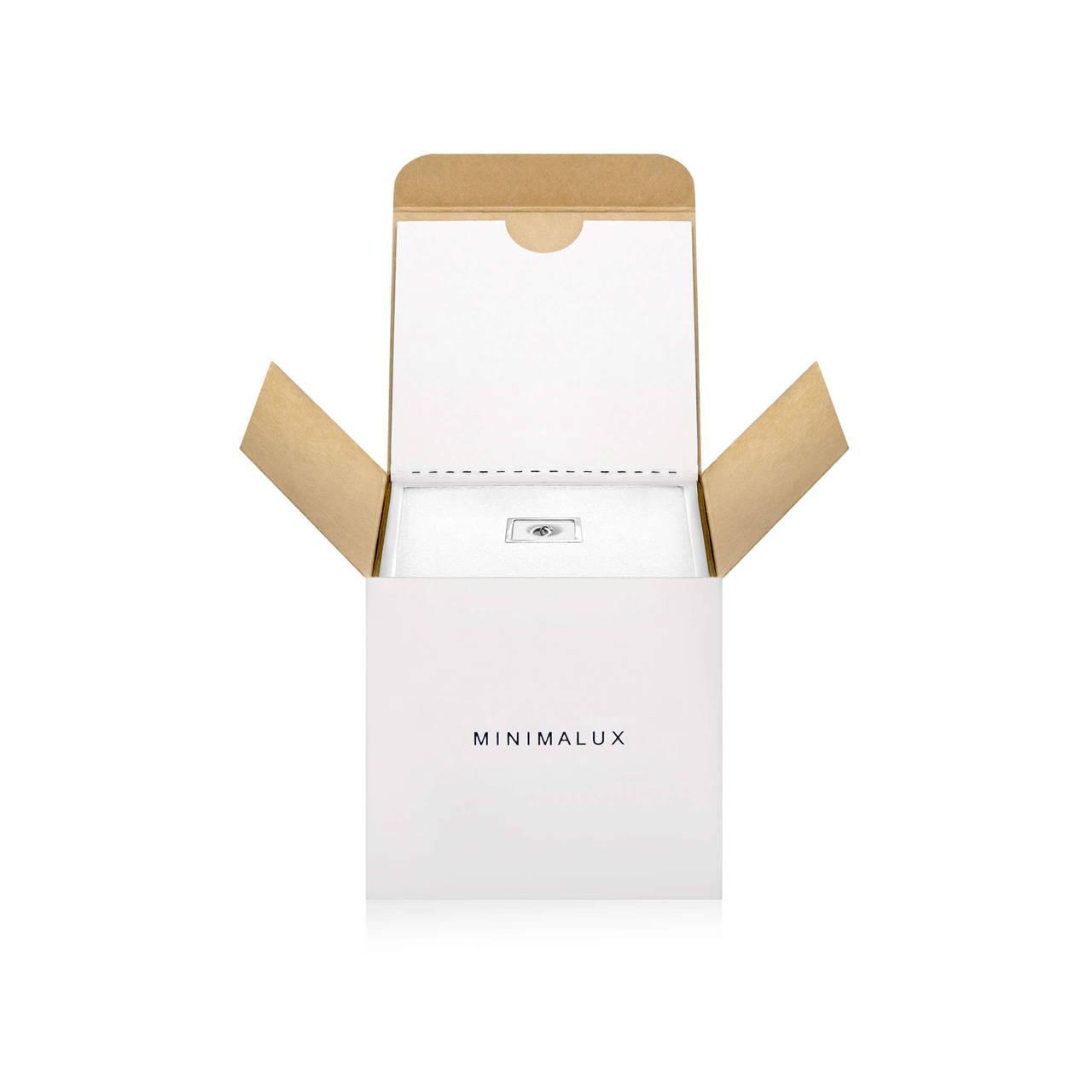 Square Pendant + Bangle Box Set