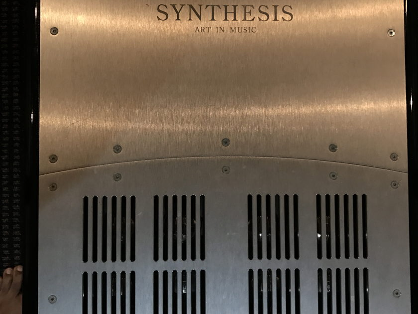 Synthesis Art in Music  Metropolis NYC 100i Integrated Amplifier