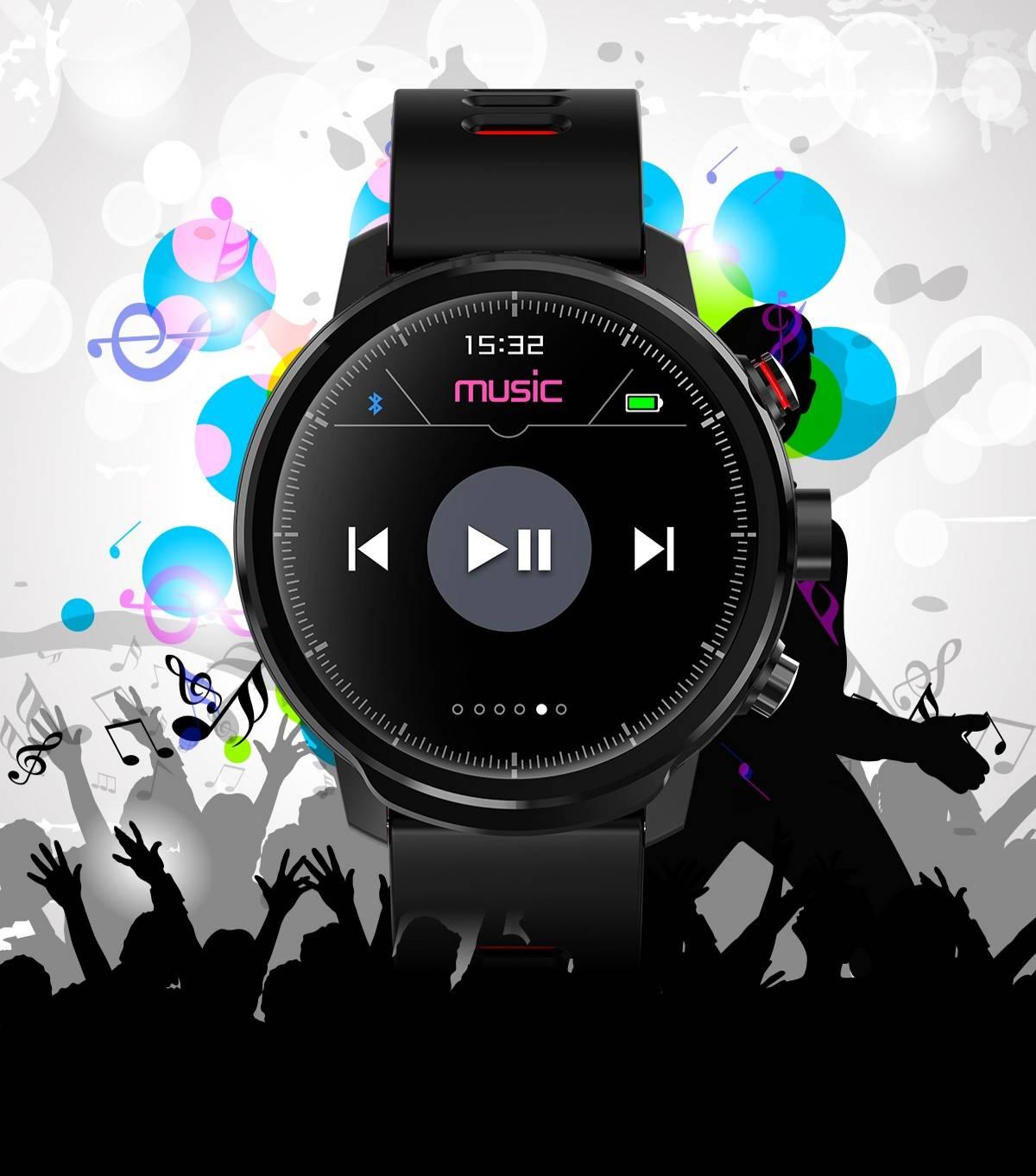 Neuclo Core L5 Smartwatch