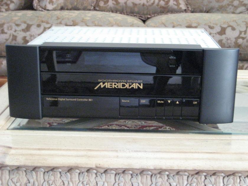 MERIDIAN 861  V3.51 4213 Reference  Processor