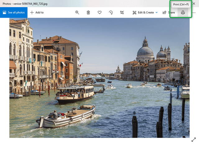 Images viewer