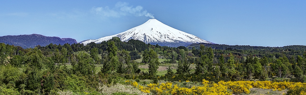 Real estate in Pucon, IX Region - Volcán villarrica